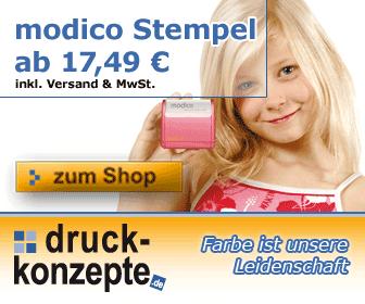 Modico Stembel ab 17,49 Euro